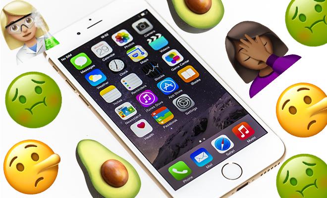 New iPhone Emojis_Hauterfly