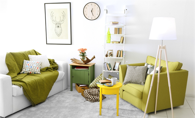 Pantone Colour Of The Year_Greenery_Decor_Hauterfly