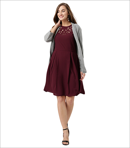 myntra-dresses_miss-claire_hauterfly