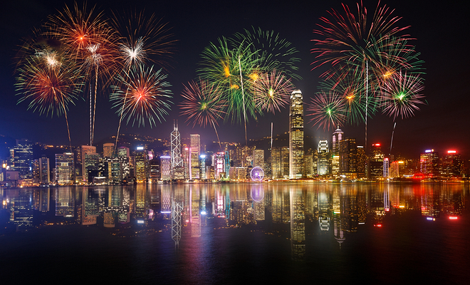 New Year In Hong Kong_Hauterfly