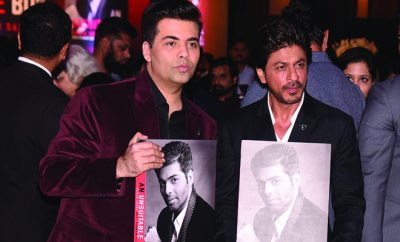 Karan Johar Book Launch_Hauterfly