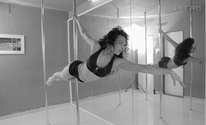 Woman On Top_Aarifa Bhinderwala_Pole Dancer_Video_Hauterfly