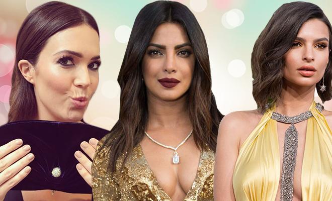 Golden Globes Beauty Looks_Featured_Hauterfly