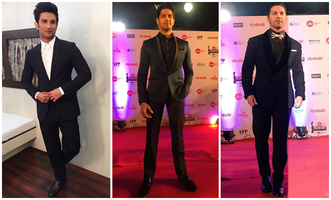 Men At The Jio Filmfare Awards 2017_Hauterfly