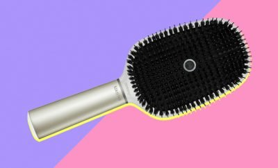 Smart Hair Brush_Hair Coach_Hauterfly