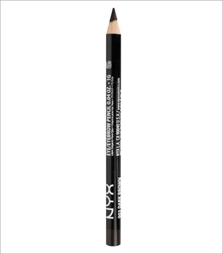 NYX Slim Eye Pencil in Black
