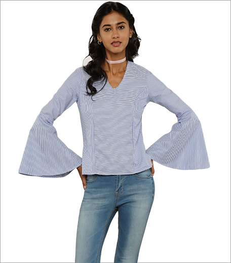 koovs-flared-sleeve-blouse_hauterfly