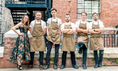 One Star House Party_Pop Up Restaurant_Hauterfly