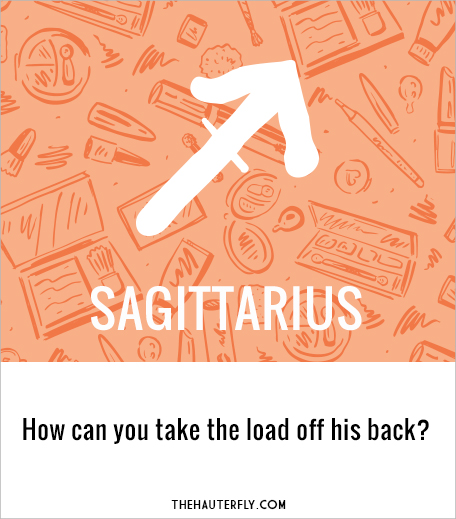 sagittarius_Horoscope Jan 16_Hauterfly