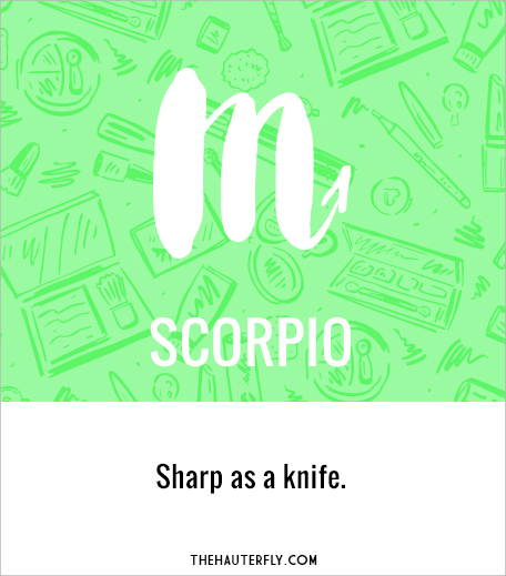 scorpio_Horoscope Jan 16_Hauterfly