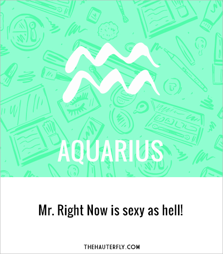 Aquarius_Love Feb Horoscope_Hauterfly