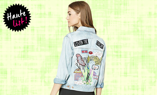 Eds Pick_Forever 21 Denim Jacket_hauterfly