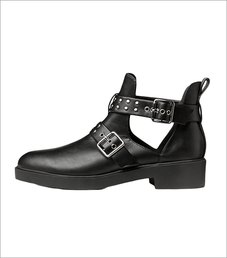 H&M Cut-out ankle boots_Inpost