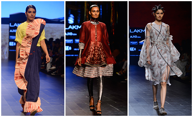 4dcbfe5035 Which Of These Lakmé Fashion Week 2017 Trends Will You Be Wearing ...