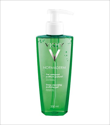Vichy Normaderm Deep Cleansing Purifying Gel_Review_Hauterfly