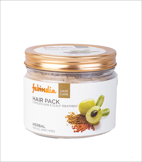 Fab India Hair Pack_Post Holi Care_Hauterfly
