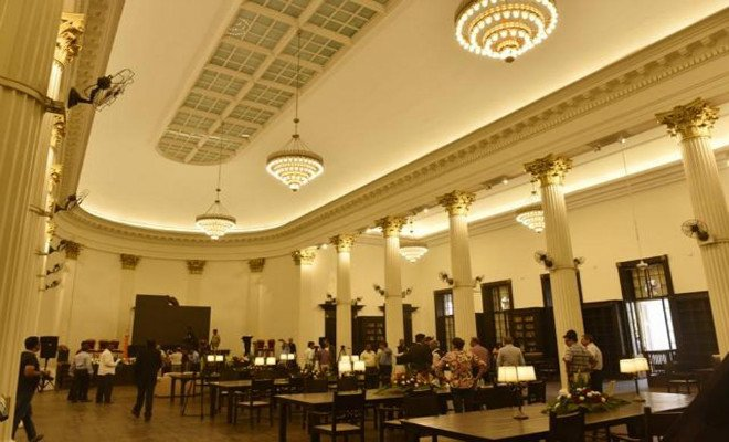 Asiatic Library Inauguration_Hauterfly