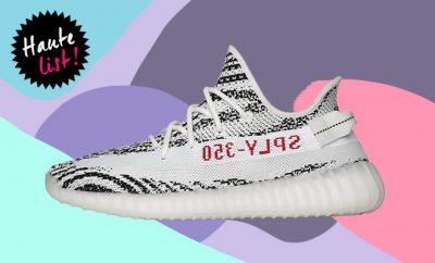 Adidas Originals_Yeezy Boost 350 V2_White Black_Hauterfly