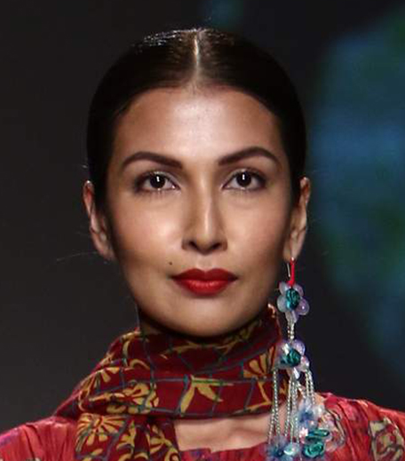 Anupama Dayal_AIFW Day 2 Beauty_Hauterfly