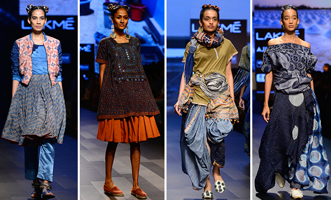 Artisans Of Kutch_Front Row_Handloom Hangover_Hauterfly