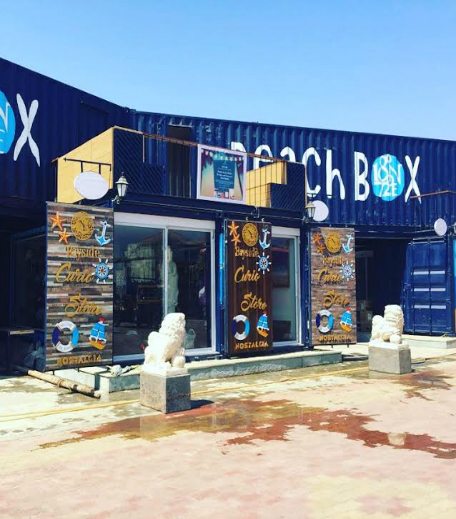 Beach Box At Mandwa_Hauterfly