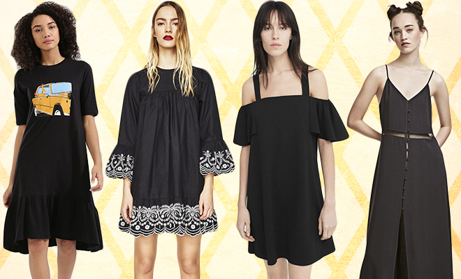 Black Dresses for Summer_Featured_Hauterfly