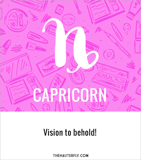Capricorn_Horoscope_March 27-April 2_Hauterfly