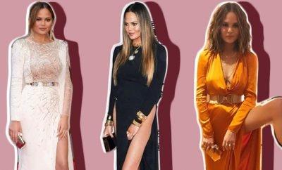 Chrissy Teigen_Slit Dress_Featured_Hauterfly