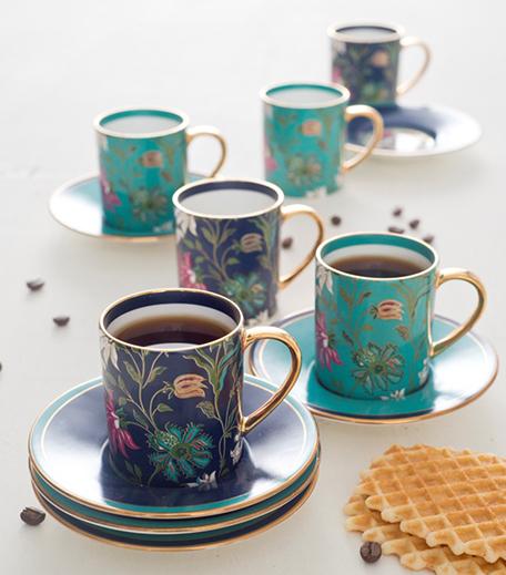 Good Earth Nishaat Demitasse Coffee Mug_Inpost_Hauterfly