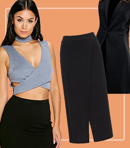 3 ways to wear a bra top_Look 3_Hauterfly