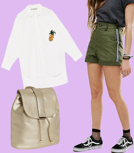 3 ways to wear khaki_Look 3_Hauterfly
