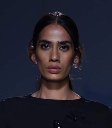 Pankaj & Nidhi_AIFW Day 2 Beauty_Hauterfly