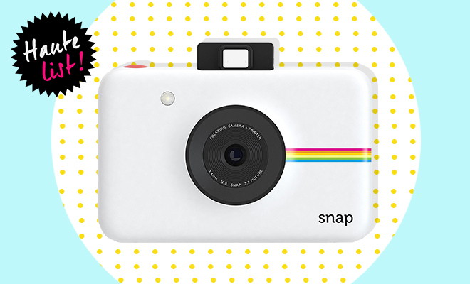 Polaroid Snap Instant Digital Camera_Editor's Pick_Featured_Hauterfly