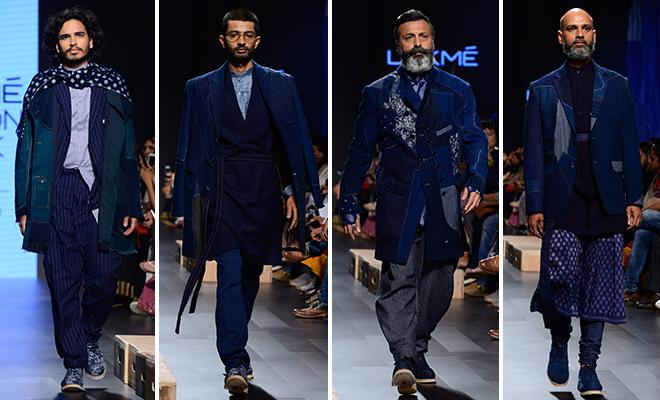 Rajesh Pratap Singh_Front Row_Handloom Hangover_Hauterfly