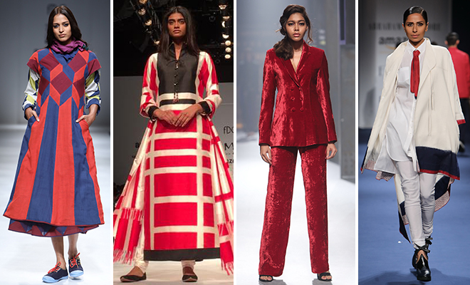 Red_10 things learnt from AIFW_Front Row_Hauterfly