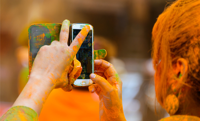 Protect Your Phone During Holi_Hauterfly