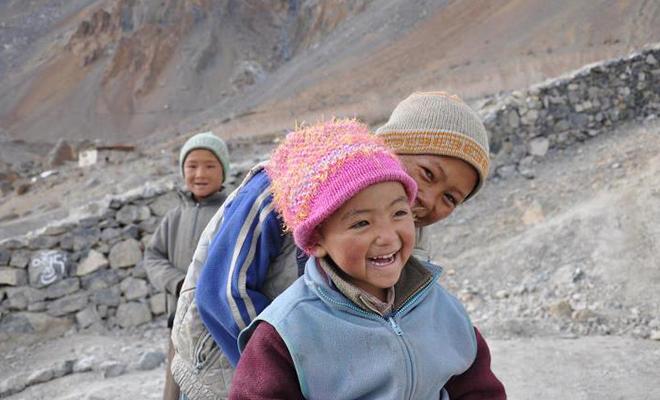 Volunteer In Ladakh_hauterfly