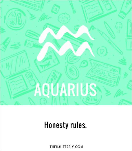 Aquarius_Weekly Horoscope_April 3-9_Hauterfly