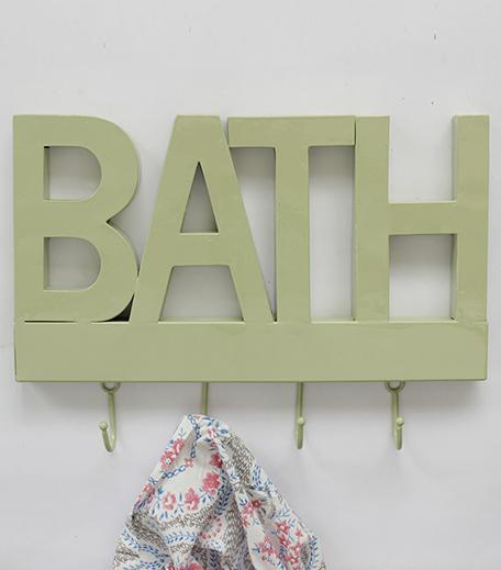 Bathroom Wall Hook_Colours Of Summer_Hauterfly
