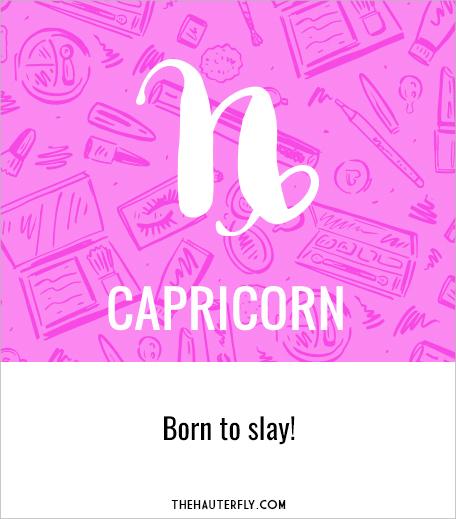 Capricorn_Weekly Horoscope_May 1-7 2017_Hauterfly