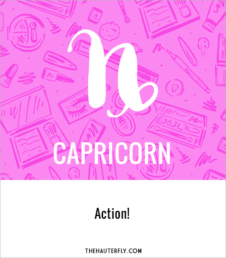 Capricorn_Weekly Horoscope_April 3-9_Hauterfly