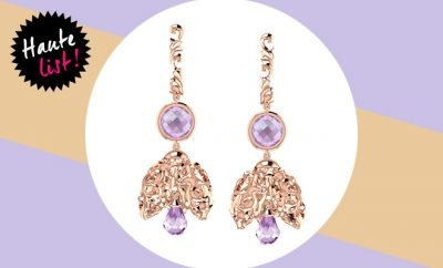 Caratlane Amethyst Filigree Jhumkas_Featured_Hauterfly