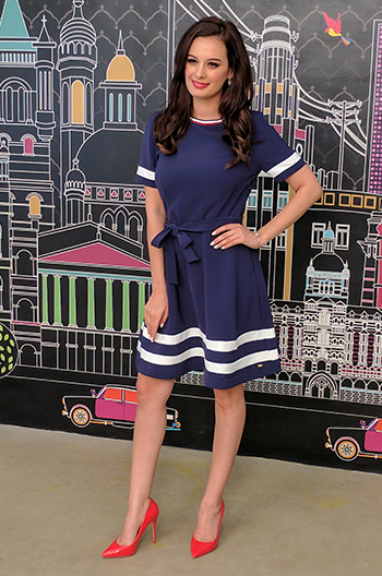 Evelyn Sharma in Tommy Hilfiger_Hauterfly