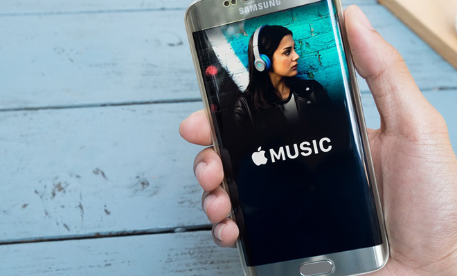 Apple Music on Android_Hauterfly