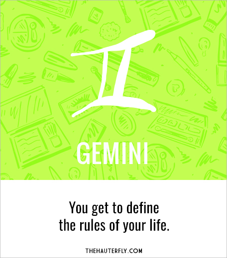 Gemini_Weekly Horoscope_May 1-7 2017_Hauterfly