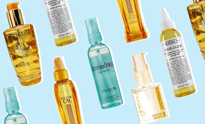 10 Best Hair Serums For Frizzy Hair Available In India Hauterfly