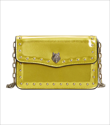 Mango Studded Bag_Colours Of Summer_Hauterfly