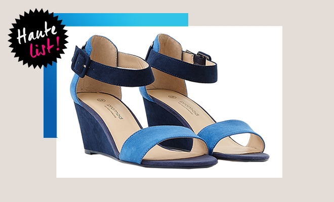796a7ff0ffcf3c Tatiana Is Strutting Into Summer In These Colourful Wedge Heels ...