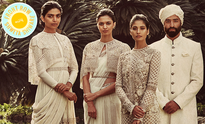 Sabyasachi Fashion Show