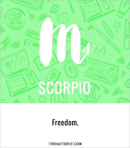 Scorpio_Weekly Horoscope_April 3-9_Hauterfly